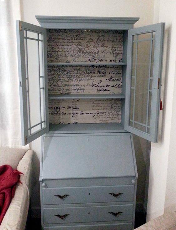 Restaurar Muebles Con Pintura A La Tiza Lacados Trillo